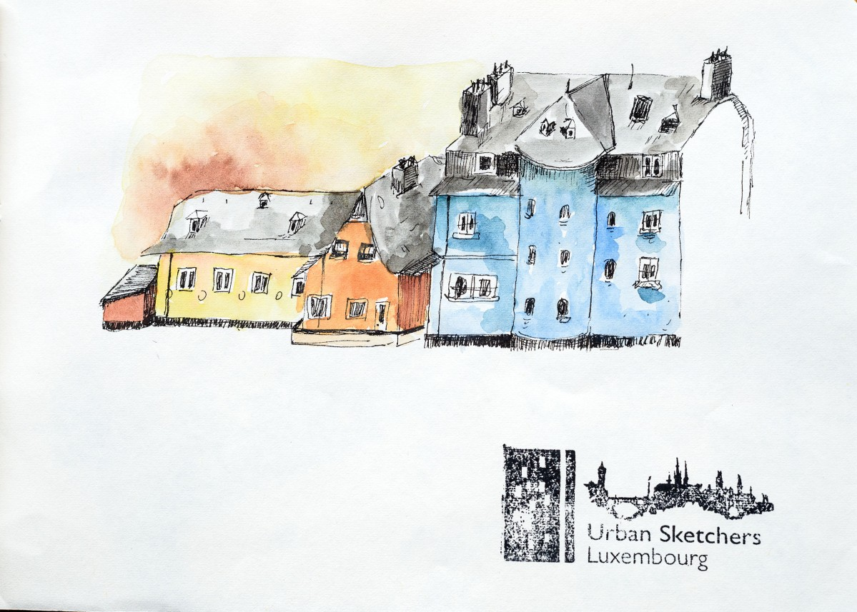2018. USK Luxembourg. Sketch week-end.