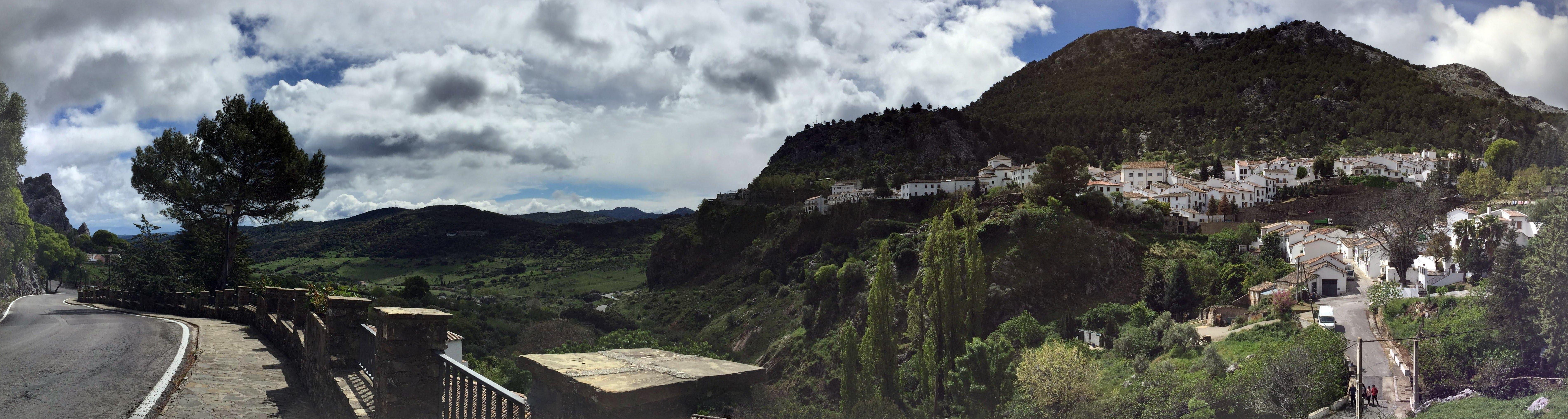 Panorama de Grazalema
